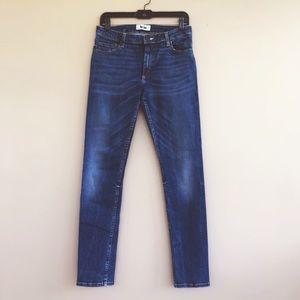 • Acne Studios • Flex Skinny Leg Jeans Blue 31